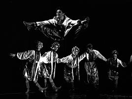 danseur ukrainien - youry bilak