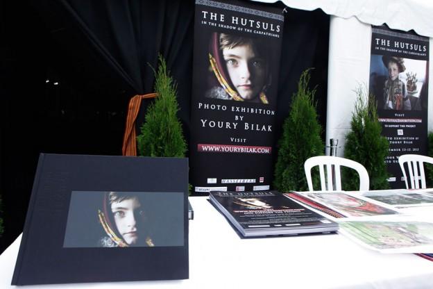 Exposition photo de Youry Bilak, Les Houtsouls à Toronto au Canada