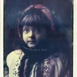 Photos Polaroid des Houtsouls des Carpates ukrainiennes