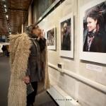 """Exposition de Youry Bilak """"Maïdan, histoire du future"""" à la maison de l'Ukraine à Kiev. 1"""