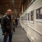 """Exposition de Youry Bilak """"Maïdan, histoire du future"""" à la maison de l'Ukraine à Kiev. Foma Mandry"""