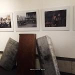 """Exposition de Youry Bilak """"Maïdan, histoire du future"""" à la maison de l'Ukraine à Kiev. 5"""