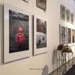 """Exposition de Youry Bilak """"Maïdan, histoire du future"""" à la maison de l'Ukraine à Kiev. 6"""