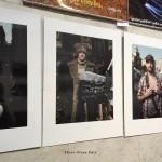 """Exposition de Youry Bilak """"Maïdan, histoire du future"""" à la maison de l'Ukraine à Kiev. 8"""