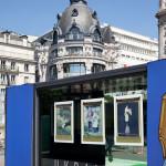 Euro 2016, Timeless Hutsuls, parvis de l'hôtel de ville de Paris